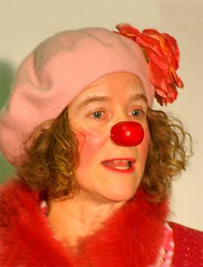 Daisy Croquette clown
